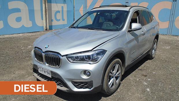 BMW X1 SDRIVE 18D 2.0 AUT 2018 KSFW84