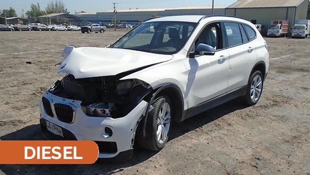 BMW X1 SDRIVE 18D 2.0 AUT 2019 LBYP64