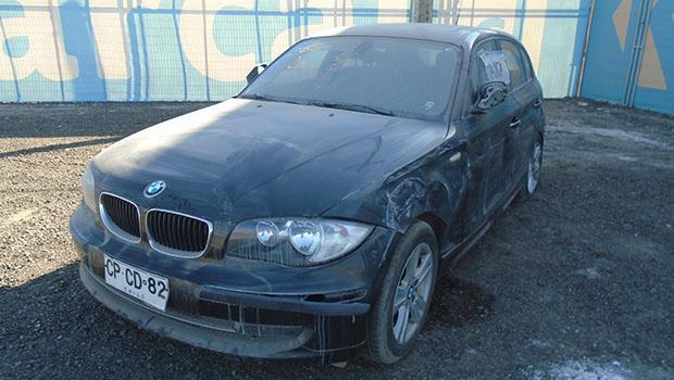 BMW 116 IA 1.6 2010 CPCD82
