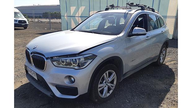 BMW X1 SDRIVE 20I 2.0 AUT 2017 JVRS97