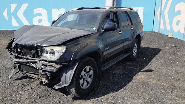 TOYOTA 4RUNNER SR5 4X4 AUT 2009 BVZX15