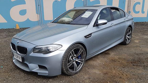 BMW M5 4.4 AUT 2013 FVDR91